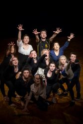 Music Theatre Studio Intensive Ensemble - Hold Me Bat Boy!